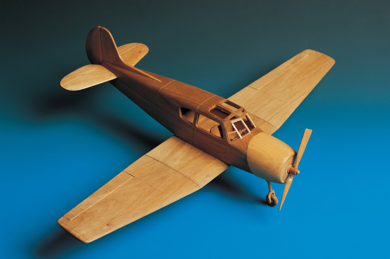 Макет самолет своими руками фото